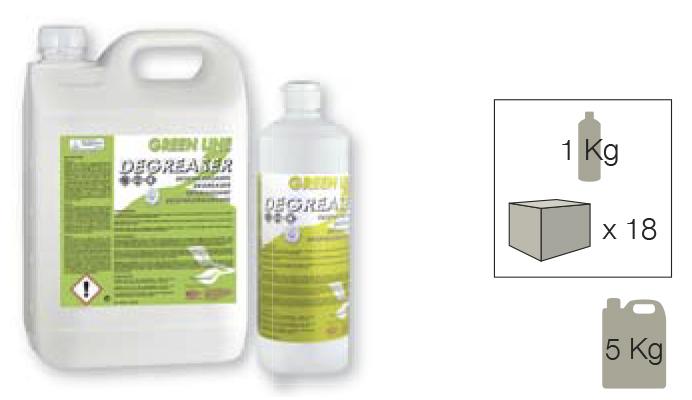 DESENGRASANTE ECOLÓGICO DEGREASER GREEN LINE 1L (azulejos, ropa...)