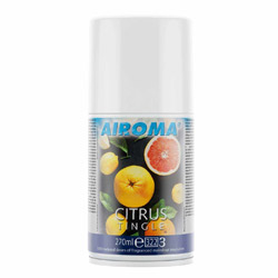 CARGA AIROMA CITRUS TINGLE 270ML