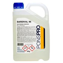 DESINFECTANTE GERMICIDA BARDIVAL 96 5L .*Biocida autorizado
