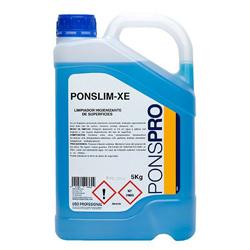 HIGIENIZANTE PERFUMADO (suelos, superficies) PONSLIM XE 5L