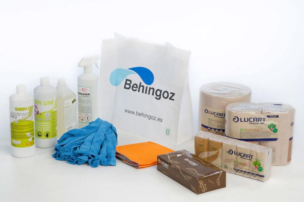 Ecopack de Bienvenida Behingoz