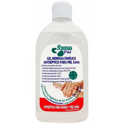 GEL HIDROALCOHÓLICO 500ML con registro