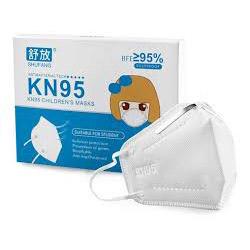 MASCARILLA INFANTIL FPP2/KN95 10UDS