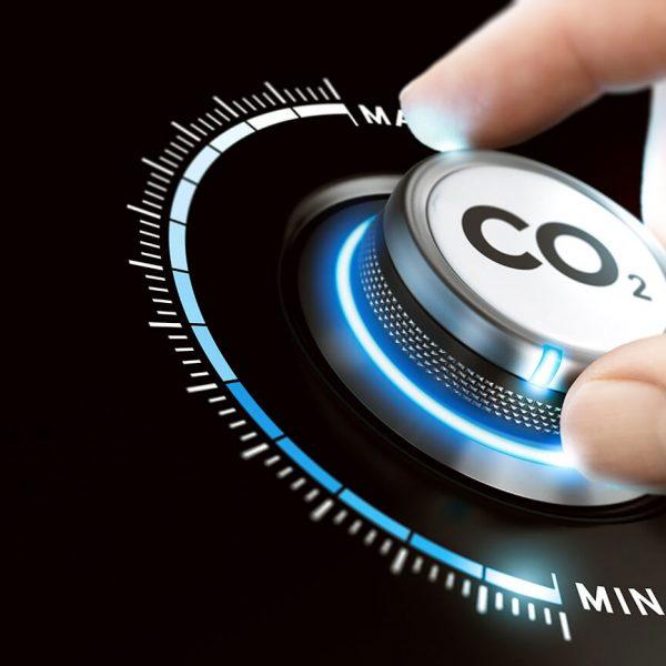 Sensores y detectores de CO2 para ventilación del trabajo